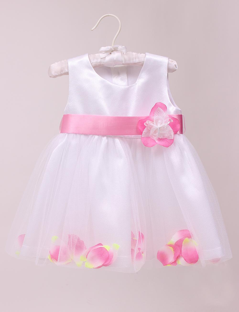 d66de9d3229 Бебешка официална рокля Произведено в BG 11991-RIQO kids.bgfamily.bg