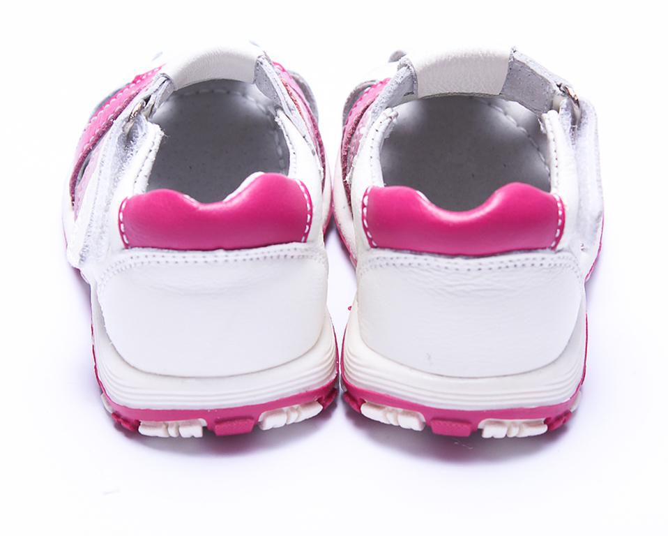 c40d6e3b956 Бебешки сандали - Естествена кожа Произведено в BG 14658-SAVR kids ...